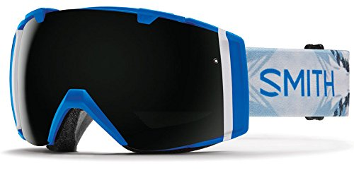 Smith Optics I/O Adult Snowmobile Goggles Coal / Blackout by Smith Optics