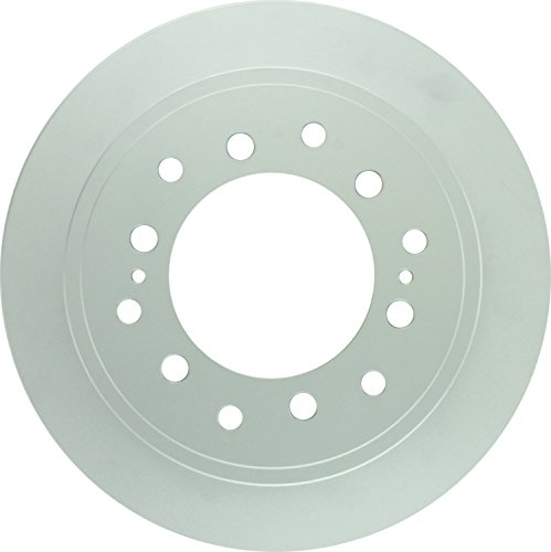 Bosch 50011237 QuietCast Premium Disc Brake Rotor For: Lexus GX470; Toyota 4Runner, FJ Cruiser, Sequoia, Rear