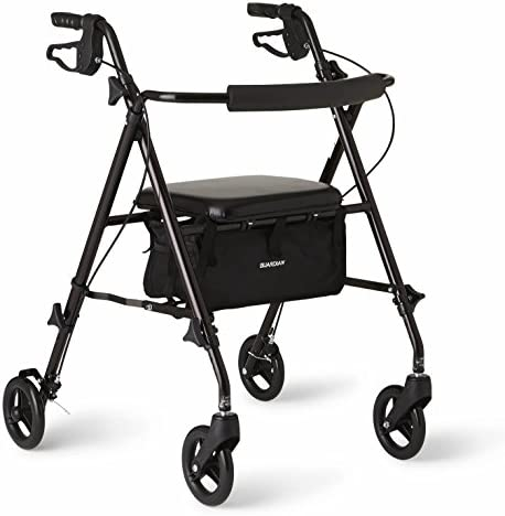 Medline Lightweight Aluminum Mobility Adjustable