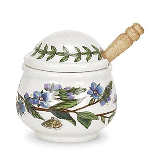 (Portmeirion Botanic Garden Condiment Pot with Spoon)