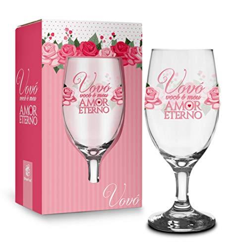 Taça Windsor Temas - Mãe - Vovó Amor Eterno