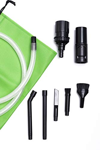 - Green Label Micro Vacuum Accessory Kit Compatible with Dyson Vacuum Cleaners