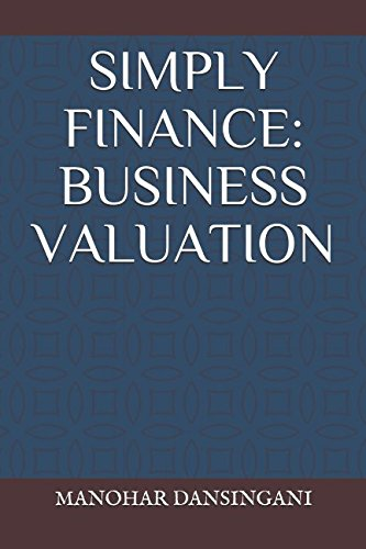 SIMPLY  FINANCE:  BUSINESS  VALUATION