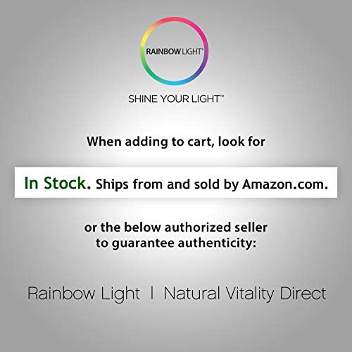 Rainbow Light Women's One Multivitamin for Women with Vitamin C, Vitamin D, & Zinc for Immune Support, Clinically Proven Absorption of seven Key Nutrients, Non-GMO, Vegetarian & Gluten Free, 90 Tablets