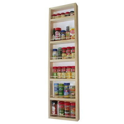 On the Wall Spice Rack Size: 42