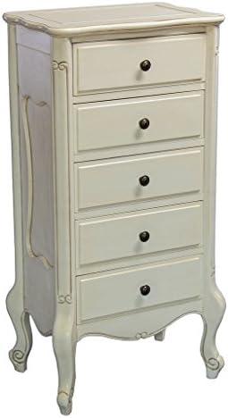 International Caravan Furniture Piece Windsor 5-Drawer Dresser