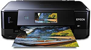 Epson Expression Photo XP-760 - Impresora multifunción de tinta, color negro