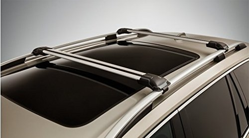 Load Bar Kit Cross Bars XC90 2016-up with raised roof (Volvo Cross)