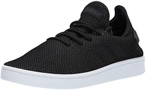 adidas Men's Court Adapt, Black/Grey