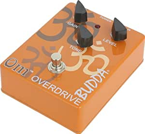budda om overdrive electric guitar effects pedal musical instruments