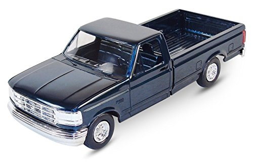 ERTL AMT 1994 Ford F150 Pickup XLT, 1:25 Scale, Deep Forest Green. Plastic ERTL Promo Collectors Item.