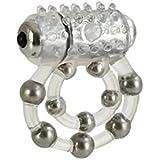 CalExotics Waterproof Maximus Enhancement Ring, 10 Stroker Beads