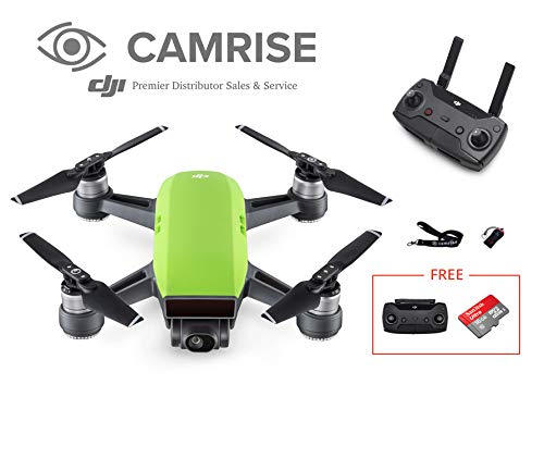 DJI Spark and Remote Combo (Green)