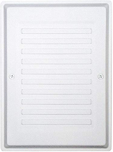 """Craftmade CB-REC Recessed Door Chime, Paintable White (7.75""""H x 5.75""""W) from Craftmade"""