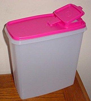 Tupperware Super Cereal Storer 20 Cups Pink (Tupperware Super Cereal)