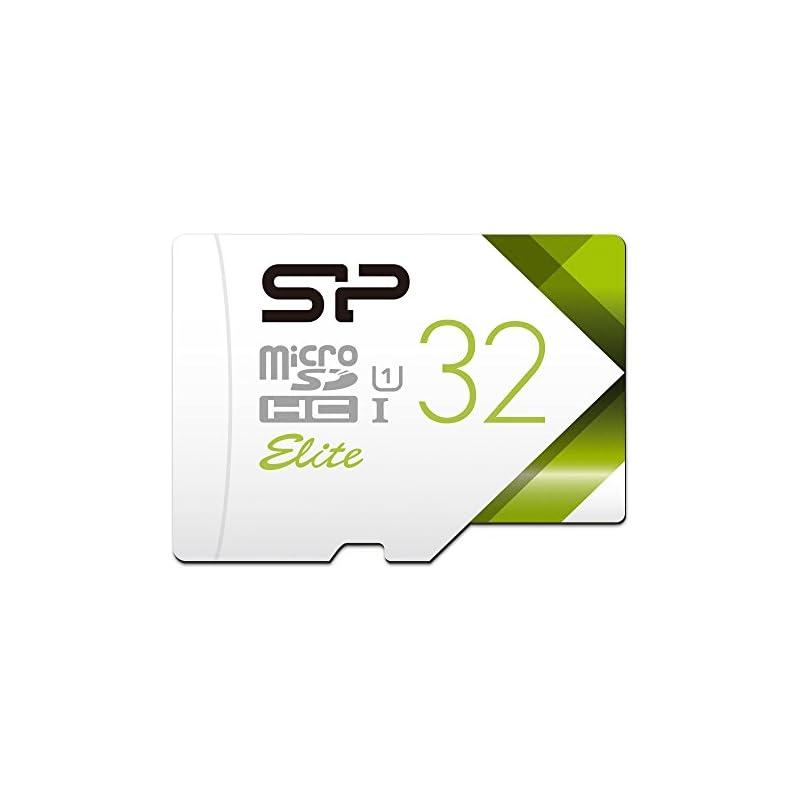 Silicon Power-32GB High Speed MicroSD Ca