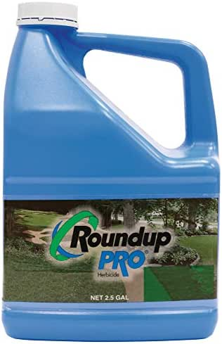 Roundup Pro Weed Killer Concentrate, 2.5 Gal