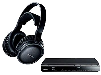 Sony mdr-ds7500 inalámbrico Digital sistema de auriculares Surround: Amazon.es: Electrónica