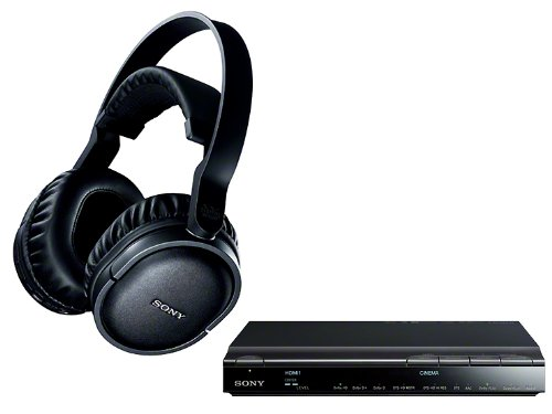 Sony MDR-DS7500 Wireless Digital Surround Headphones System by Sony