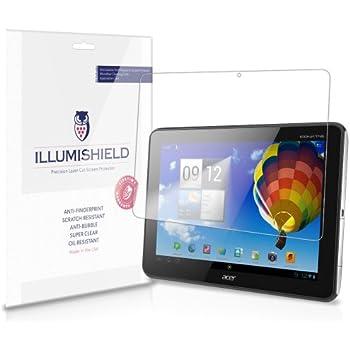 "iLLumiShield Anti-Glare Matte Screen Protector 2x for Motorola XOOM 10.1/"" Tablet"