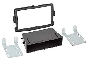ACV 281250Rb 1/212Din With Pocket Double Din Facia Adaptor