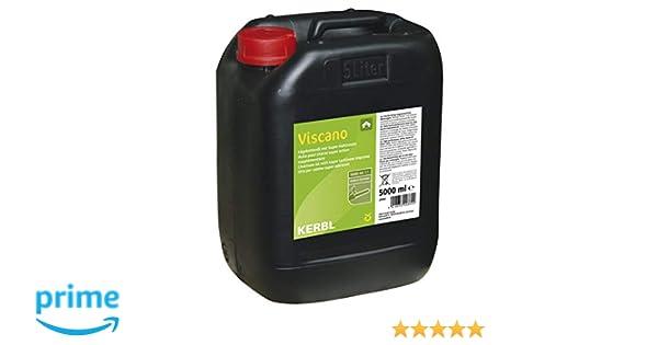 Kerbl viscano 29860 H Motosierra Aceite lubricante 5 litros ...