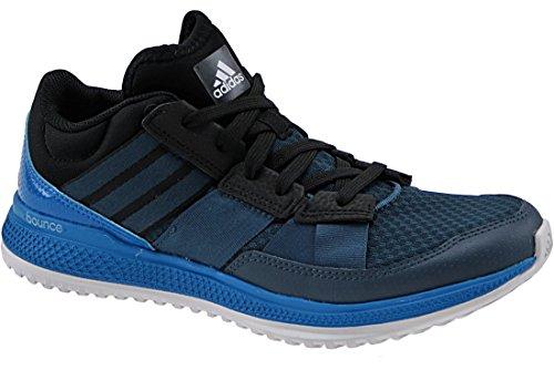 adidas Men's Zg Bounce Af5476 Trainers, Blue/Black Multicolour (Blue 001)