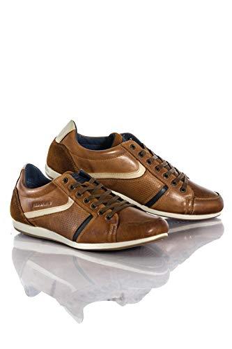 Redskins Sneaker Braun Herren 45 Größe EU Cognac rFTrqRw