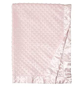 Carters Baby Girls 2-Pack Cotton Swaddling Blankets Wraps Medium 6-9 m, 17-21 lbs