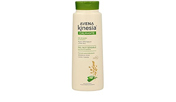 Amazon.com: AVENA KINESIA GEL DE BAÑO 600ML+100ML: Beauty