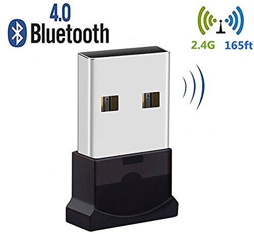 Bluetooth USB Dongle, Bluetooth Adapter, Bluetooth 4.0 USB Dongle,...