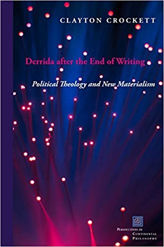 Image result for Derrida After the End of Writing: Political Theology and New Materialism