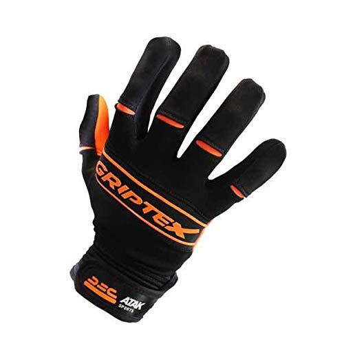 Atak GRIPTEX Handschuhe – Erwachsene – Schwarz Orange