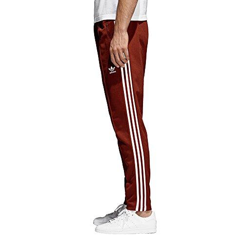 adidas Pants Originals Beckenbauer Hombre Red   adidas