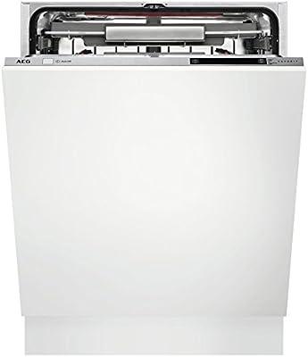 AEG FSK93800P Totalmente integrado 13cubiertos A+++ lavavajilla ...