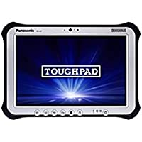 Panasonic Toughpad FZ-G1P0011KM Tablet - 10.1 - 8 GB DDR3L SDRAM - Intel Core i5 (6th Gen) i5-6300U Dual-core (2 Core) 2.40 GHz - 128 GB SSD - Windows 7 Professional (Certified Refurbished)