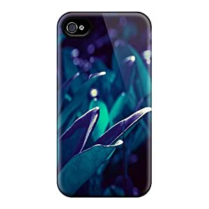 New Arrival Cases Covers With UhU9670wYYz Design For Iphone 4/4s- Magic Flowers