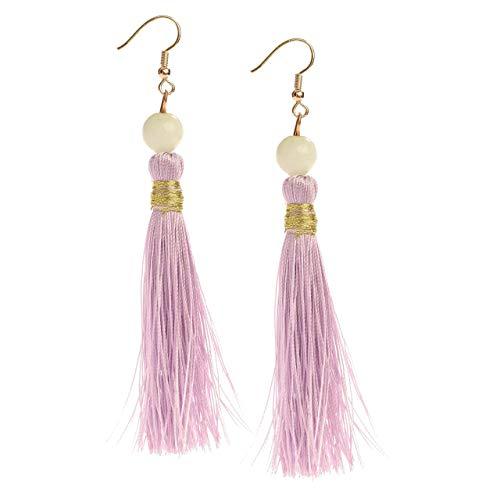Holly Golightly Tassel Earrings