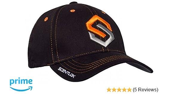 fa2418b7239 Amazon.com  ScentLok Mens Logo Hat (Black
