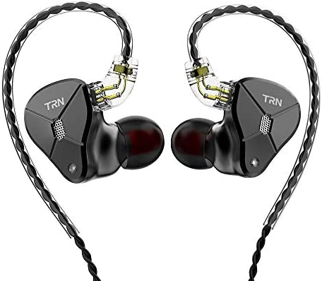TRN BA5 Earphones Balanced Armature Driver 5BA Yinyoo IEM Earphones Earbud
