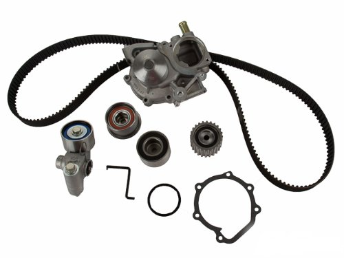 Engine Timing Belt Kit With Water Pump   Gates   TCKWP304A