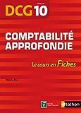Comptabilité approfondie - DCG Épreuve 10