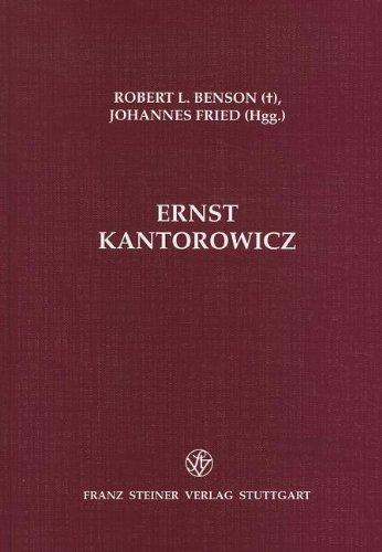 Ernst Kantorowicz (Frankfurter Historische Abhandlungen) (German and English Edition)