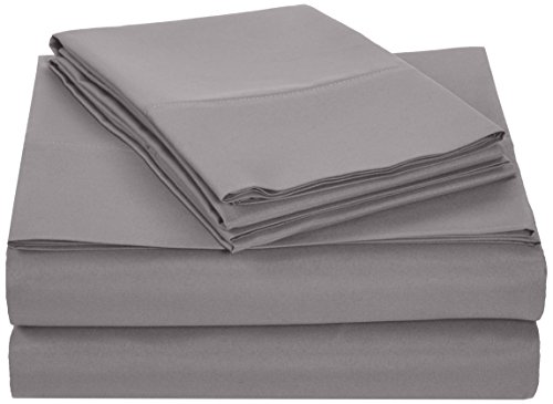 AmazonBasics Microfiber Sheet Set King