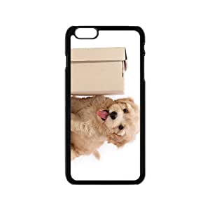 Puppy Dog Hight Quality Plastic Case for Iphone 6