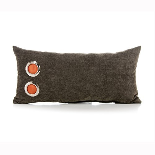 Sweet Potato Echo Rectangle With Grommets Pillow by Sweet Potatoes