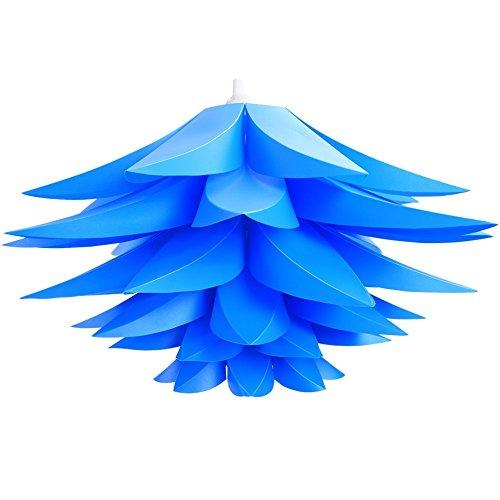 Sorive® Ceiling Pendant DIY IQ Jigsaw Puzzle Lotus Flower