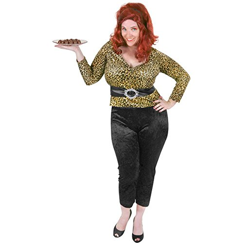 Peggy Bundy Halloween Costumes (Adult Plus Size Peg Bundy Halloween Costume (Size: Plus 14-16))