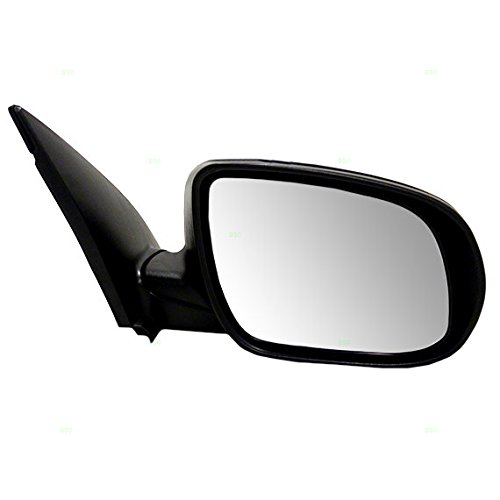 Passengers Power Side View Mirror Smooth Replacement for Hyundai 87620-1E720