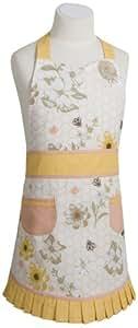 Now Designs Sally Kid's Apron, Honeycomb